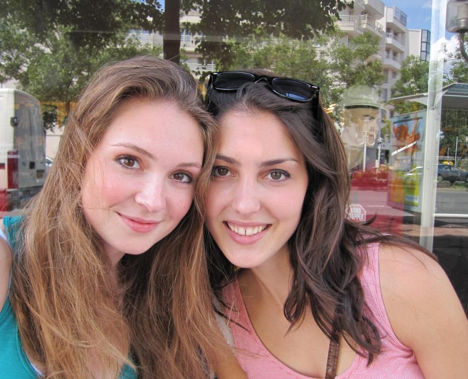 Anne-Marijn & Lorraine